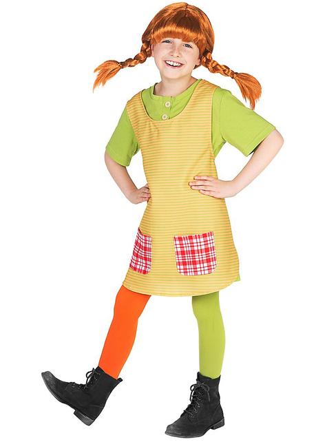Bas Fifi Brindacier fille - pour votre déguisement