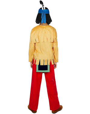 Yakari costume for boys