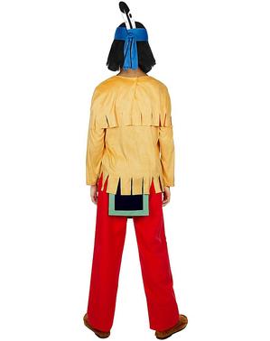 Yakari kostuum voor jongens