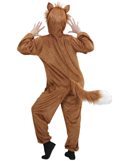 Plush Fox Costume for adult