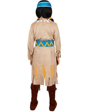 Индиански костюм за момичета– Yakari Rainbow