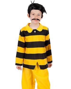 Daltons kostuum voor jongens