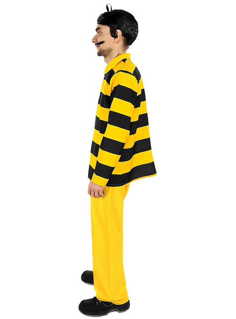 Daltons costume for men - man