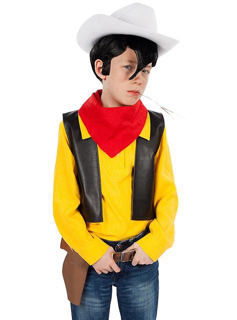 Lucky Luke costume for boys
