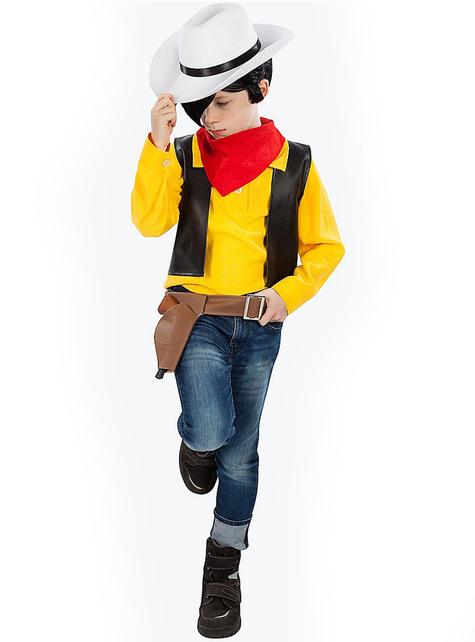 Lucky Luke costume for boys - Halloween