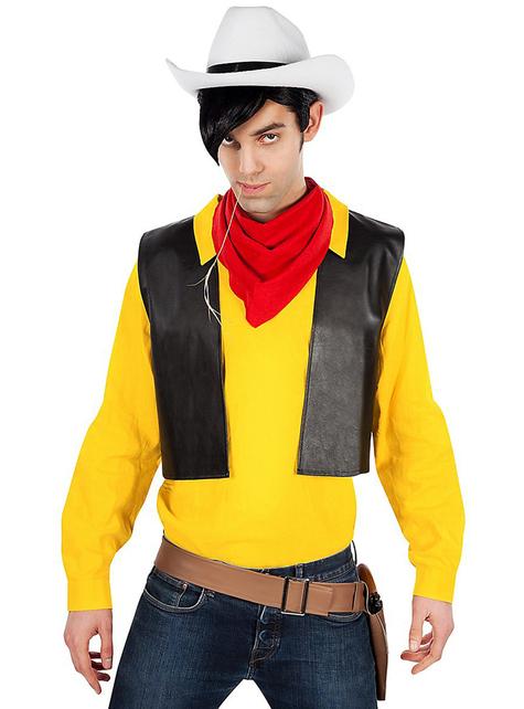 Lucky Luke costume for men