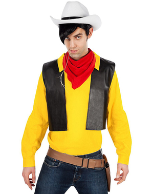 Lucky Luke costume for men