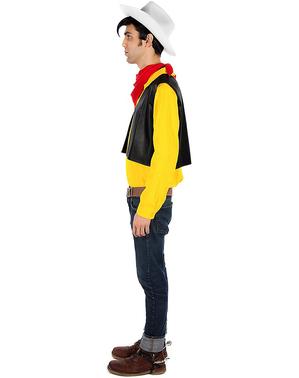 Lucky Luke kostume til mænd