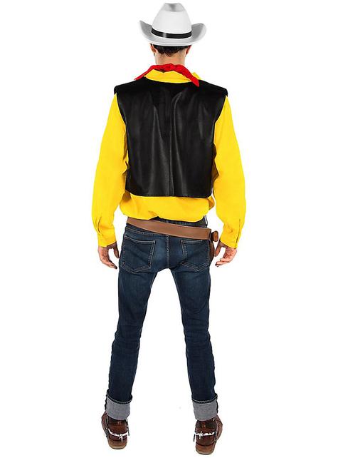 Lucky Luke costume for men - funny
