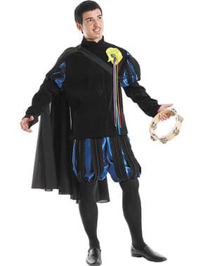 Troubadour Costume
