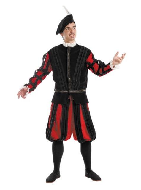 Don Juan Tenorio Costume