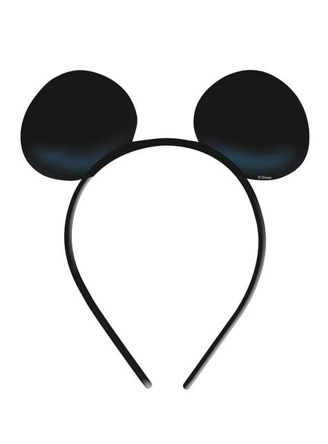 Set de 4 orejas de Mickey Mouse