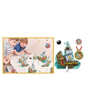Jake og Neverland Piratene Bowling Spill