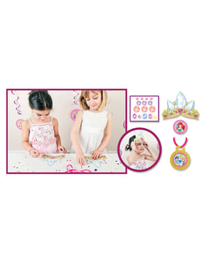 Disney Princess Decorate your Tiara Set