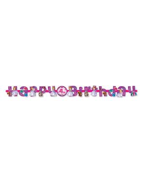 Софія Перший 'З днем народження' Банер
