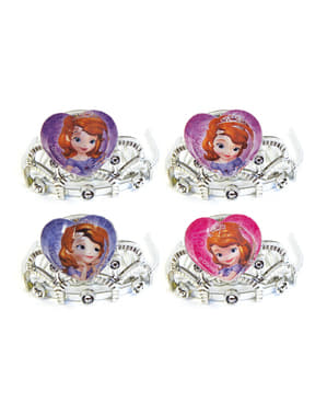 Set mini tiaras van Prinses Sofia