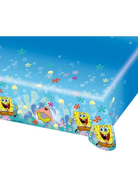 Toalha de mesa de SpongeBob