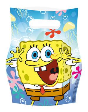 6 SpongeBob Squarepants Bags