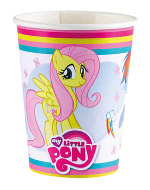 My Little Pony Glas 8-pack