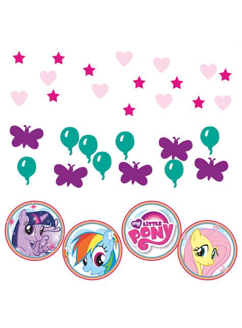 Bolsa de confeti de Mi Pequeño Pony