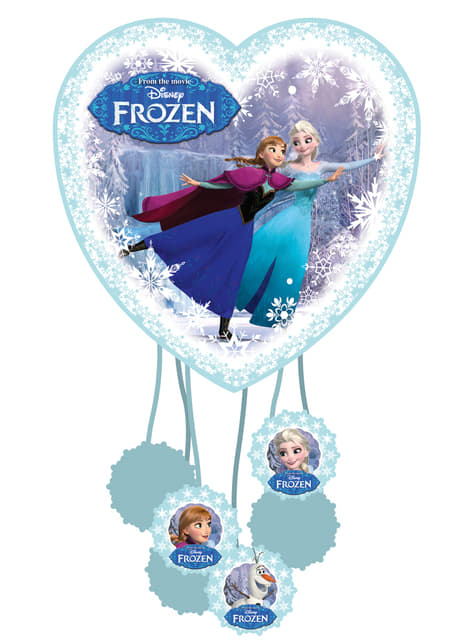 Pinhata de Frozen