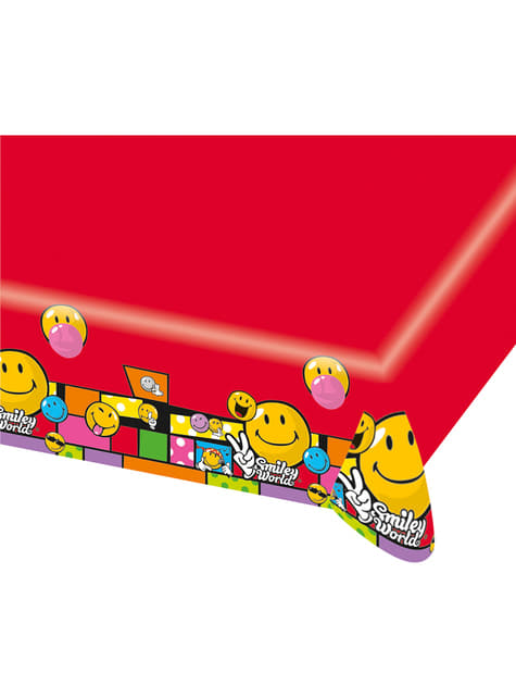 Mantel de Smiley Comic