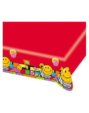 Smiley Comic Tablecloth