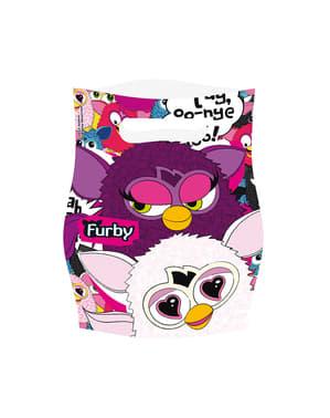 6 Furby Bags