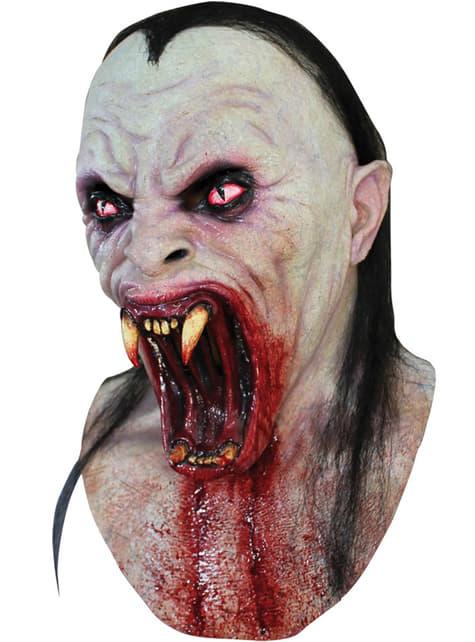Masque vampire en sang
