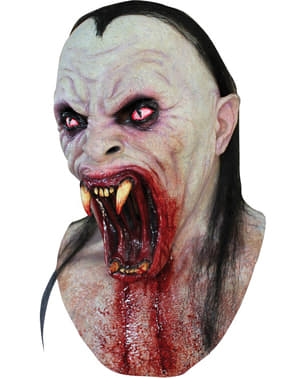 Blutige Vampir Maske