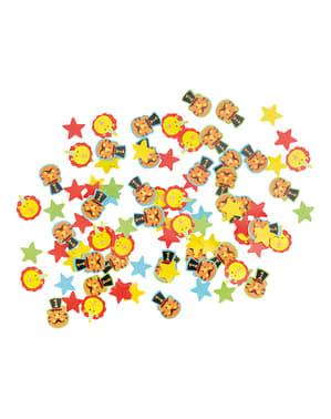 Sachet confettis Fisher Price Circus