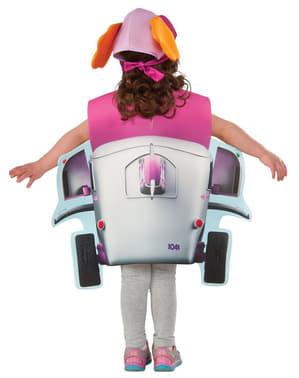 Розкішний костюм Скай з Щенячого патруля для дівчат