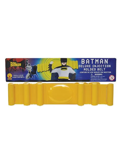 Boys' Moulded Batman Belt
