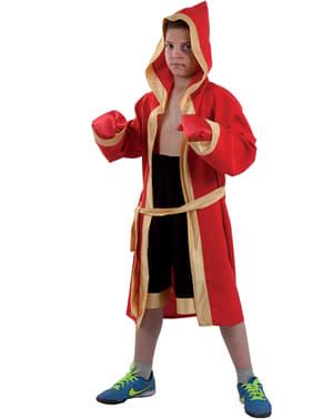 Boxare Maskeraddräkt Barn