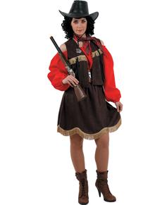 Disfraz de Sherif para mujer