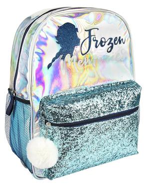 Elsa Frozen 2 backpack for girls in blue - Disney