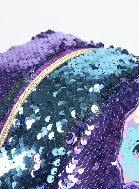 Frozen 2 backpack with sequins for girls - Disney - the coolest