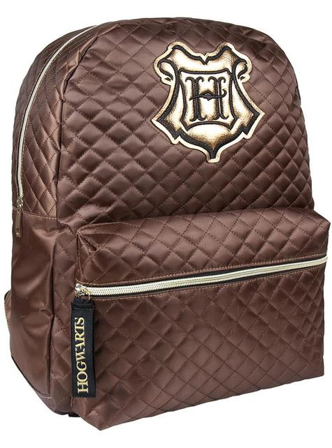 Harry Potter Galtvort ryggsekk i brun