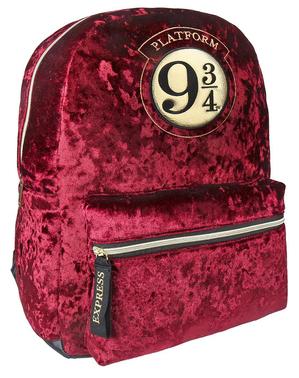Harry Potter Platforma 9 3/4 ruksak velvet