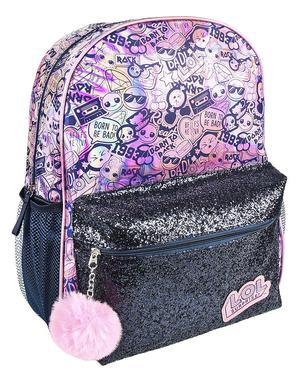 Różowy plecak Postacie LOL Surprise dla dziewczynek
