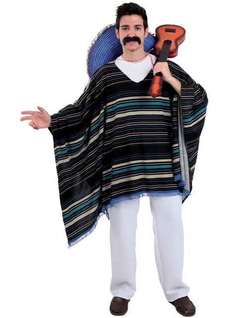 Elegant Mexican Costume for Men