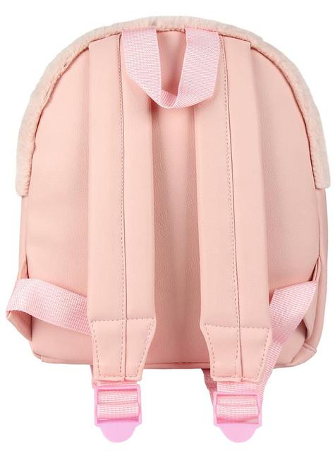 Mochila LOL Surprise peluche rosa  para niña