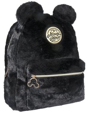 Mickey Mouse mjukisdjur ryggsäck med öron - Disney