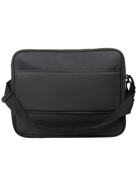 Avengers shoulder bag in black and white- Marvel - official
