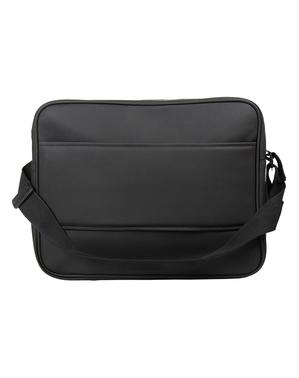 Месники сумка в чорному і брекетингу Marvel