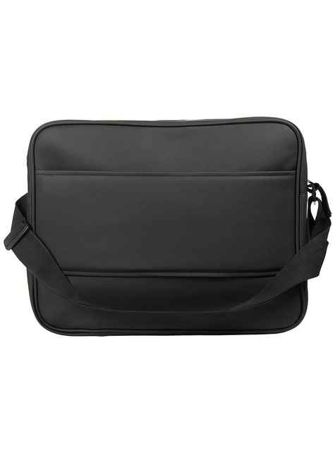 Batman shoulder bag in black and white - DC Comics - official
