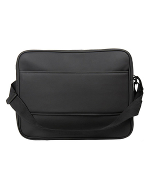 Batman shoulder bag in black and white - DC Comics
