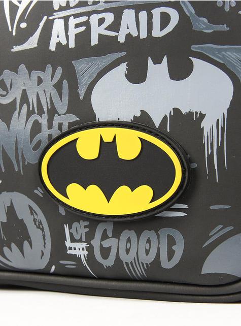 Batman schoudertas in zwart en wit - DC Comics - goedkoop