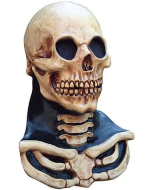 Long Neck Skull Halloween Mask