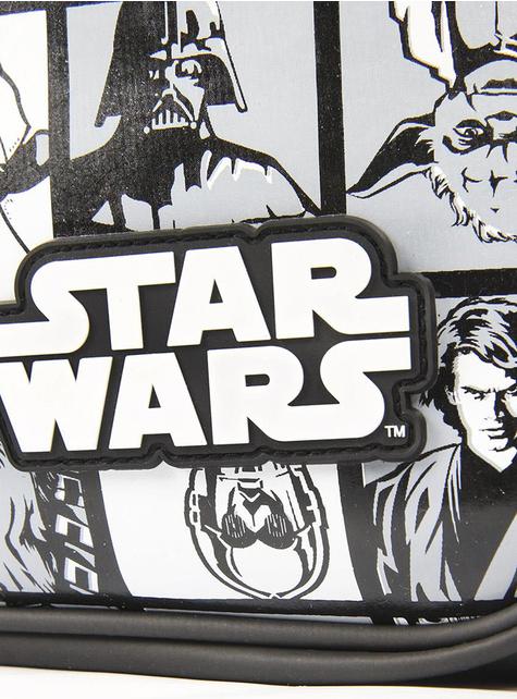 Bandolera Star Wars negra para hombre
